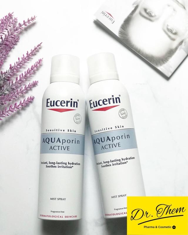 Xịt Khoáng Eucerin AQUAporin Active Dưỡng Ẩm 150ml cao cấp