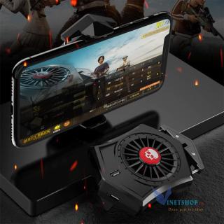 Quạt Tản Nhiệt Gaming M3 - P8, Quạt tản nhiệt gaming K02 Cho Điện Thoại Androi iPhone Chơi Game PUBG Phiên Bản 2019 - BH 1 Tháng thumbnail
