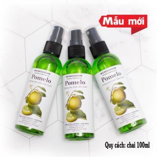 Bộ 3 chai Xịt dưỡng tóc Tinh Dầu Bưởi giảm rụng tóc POMELO (100ml x 3) thumbnail