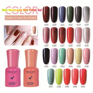 SANIYE Nhiều màu sơn móng tay gel khác nhau để bạn lựa chọn G8234 1-20 thumbnail