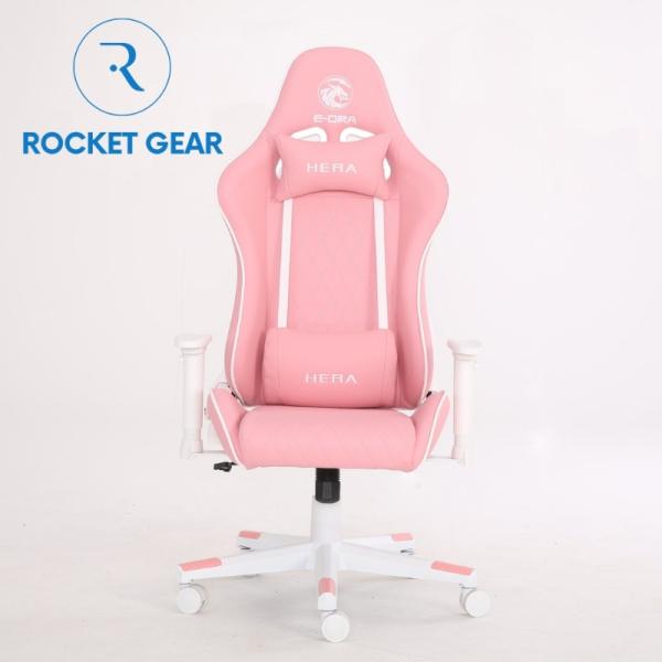 Ghế chơi game E-Dra Hera EGC224 Pink - Hàng chính hãng giá rẻ