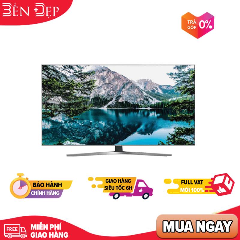 Bảng giá [TRẢ GÓP 0%] Smart Tivi Samsung 4K 82 inch 82TU8100 - Công nghệ UHD Dimming Hệ điều hành Tizen OS