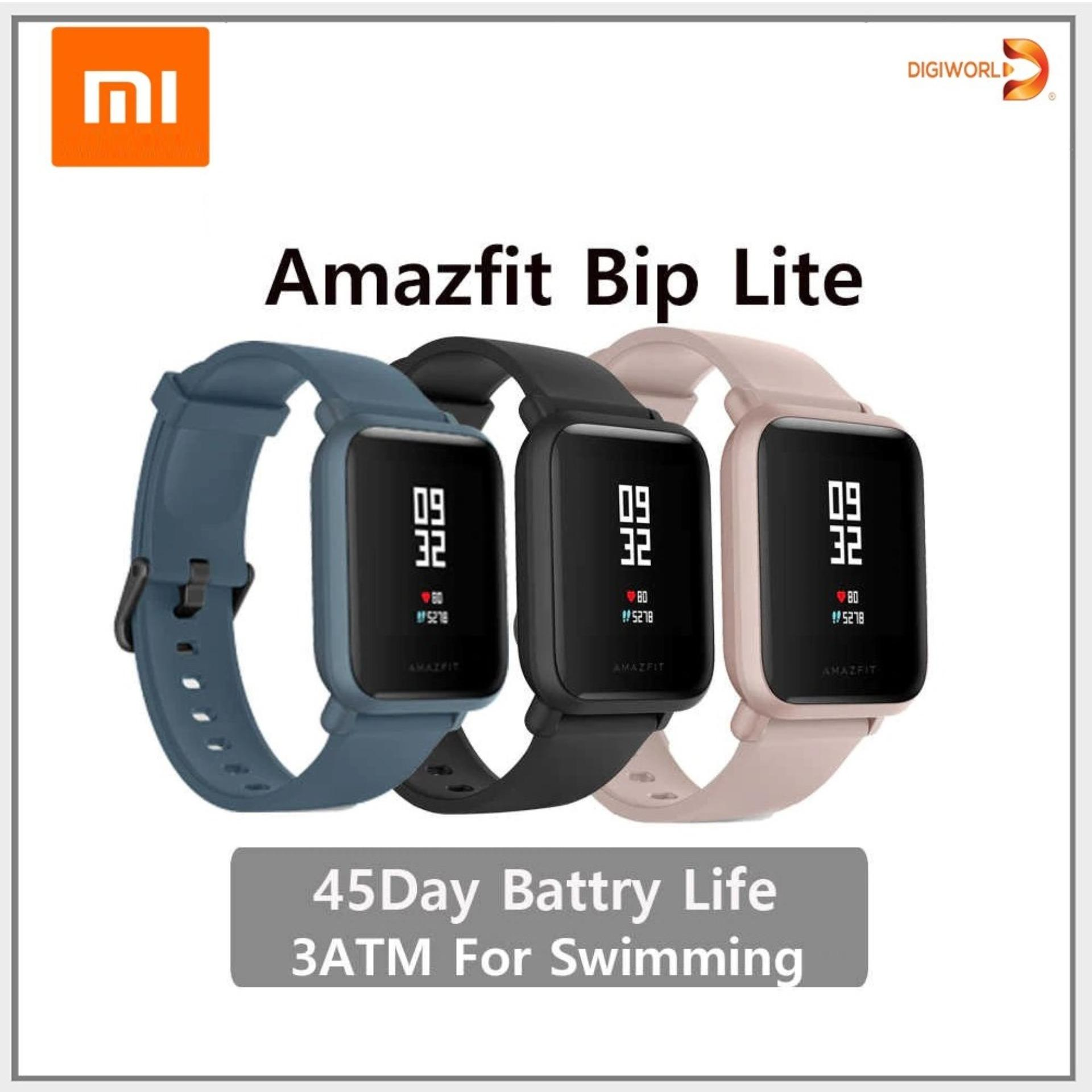 Đồng hồ thông minh Xiaomi Amazfit Bip Lite - Hàng Chính Hãng DGW