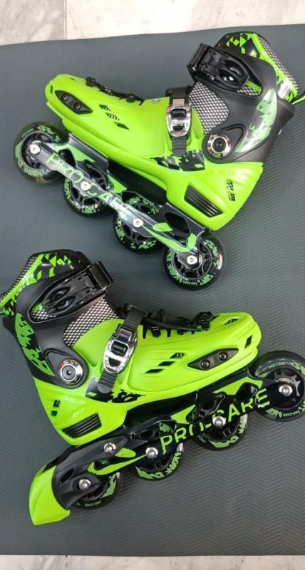 Phân phối Giày patin Procare 808(xanh chuối)