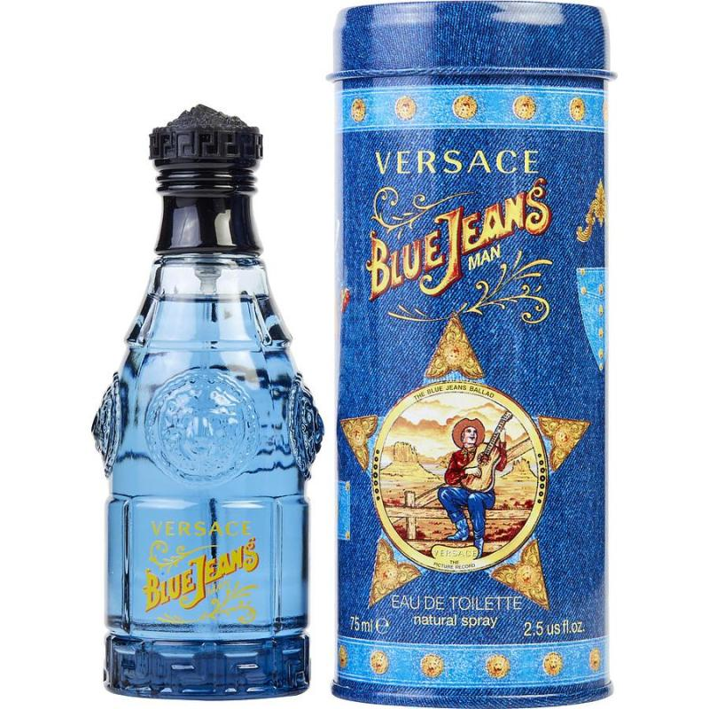 Nước hoa nam Versace Blue Jeans EDT 75ml