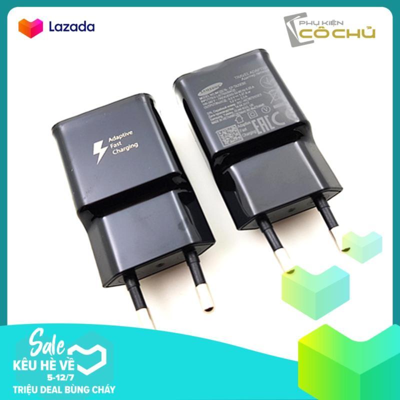 Giá Củ Sạc Nhanh SamSung S8/ S8+ Bóc Máy (Đen)- Fast Charge