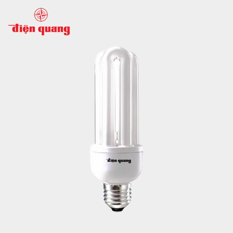 Đèn Compact CSN Điện Quang ĐQ-CFL-3U-T4-18W-DL-B22