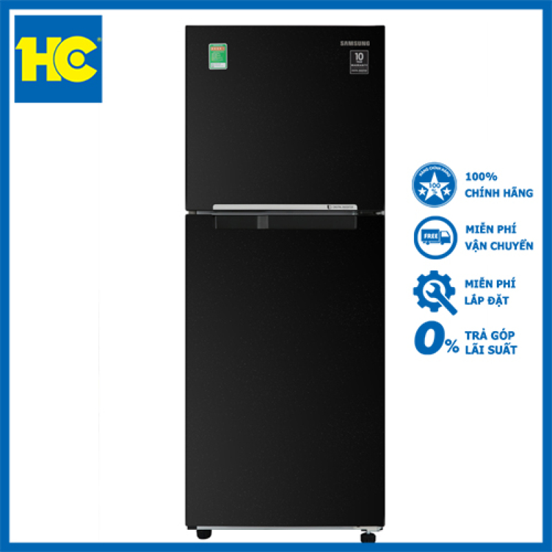 Tủ lạnh Samsung Inverter 208 lít RT20HAR8DBU/SV - Miễn phí vận chuyển & lắp đặt - Bảo hành chính hãng