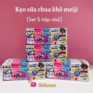 Sữa chua khô Meiji Nhật thumbnail