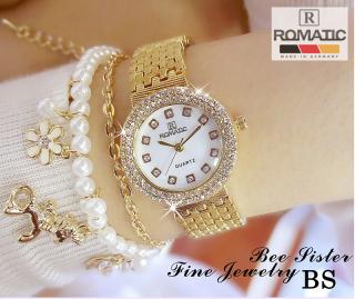 Đồng hồ nữ BS BEE SISTER ROXIE Mặt Xà Cừ Sang Trọng - Tặng Kèm Pin ĐH Dự Phòng - Đồng hồ nữ thời trang, Đồng hồ nữ thể thao, Đồng hồ nữ cao cấp, Đẹp,Sang trọng,Đẳng cấp, Bền, Giá Sốc, Đồng hồ nữ hàn quốc, Đồng hồ 2