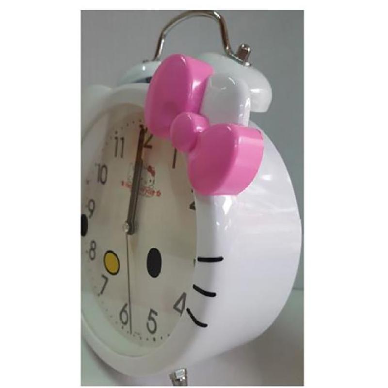 Đồng hồ báo thức để bàn Kitty bán chạy