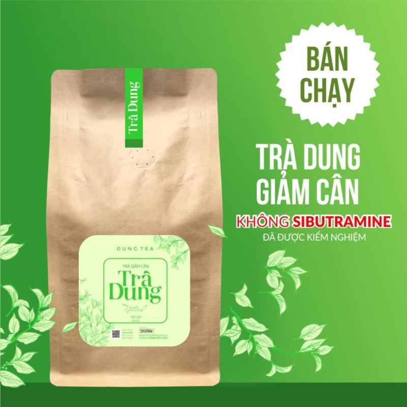 Trà dung Giảm cân The Kaffeine - Túi lọc 250g (Trà giảm cân) nhập khẩu