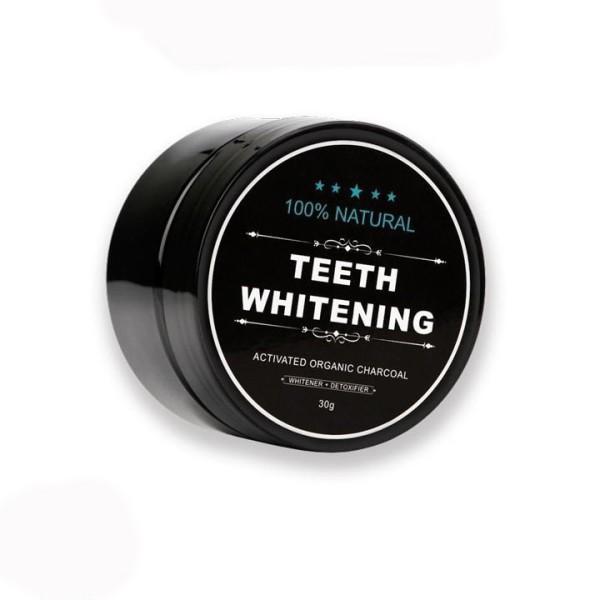 [XẢ KHO] Bột trắng răng Teeth Whitening Than Tre Hoạt Tính Nhật Bản - Làm trắng răng tự nhiên - Giúp cho khoang miệng sạch sẽ - Kho Sỉ Thuận Phát giá rẻ