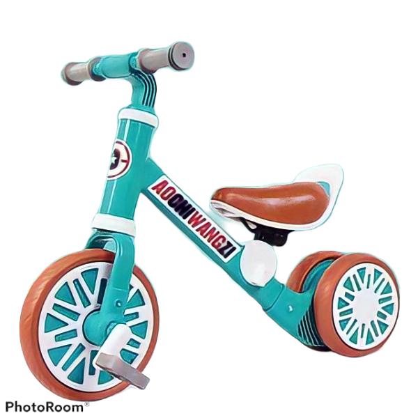 Phân phối Xe chòi chân, thăng bằng đa năng cho bé có bàn đạp 2 in 1