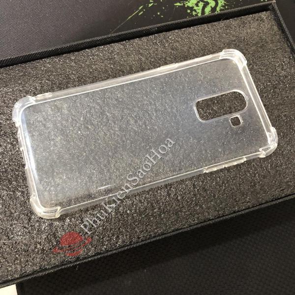 [HCM]Ốp dẻo trong chống sốc cho Samsung J8 (Trong suốt)