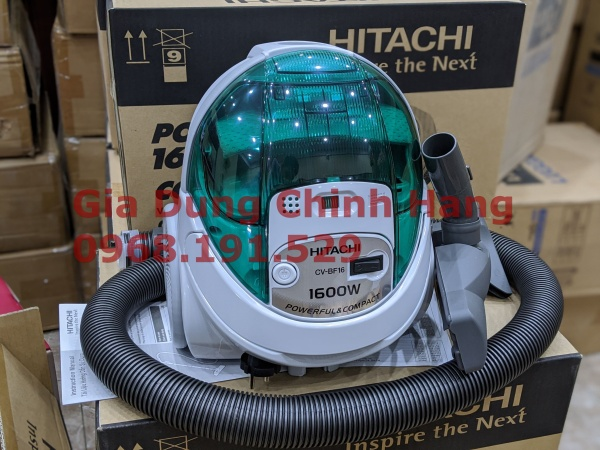 Máy hút bụi Hitachi CV-BF16 24CV(GN)