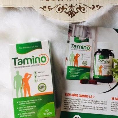 TAMINO tăng cân cho người từ 2 tuổi trở lên