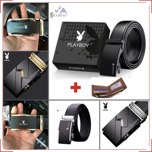 Thắt lưng nam da cao cấp tặng kèm ví da hàng loại 1, chất lượng đảm bảo an toàn đến sức khỏe người sử dụng, mẫu mã đa dạng