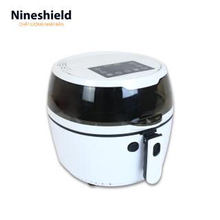 Nồi chiên không dầu Nineshield 8L điện tử KB-6001 Chính hãng, bảo hành 12 tháng thumbnail