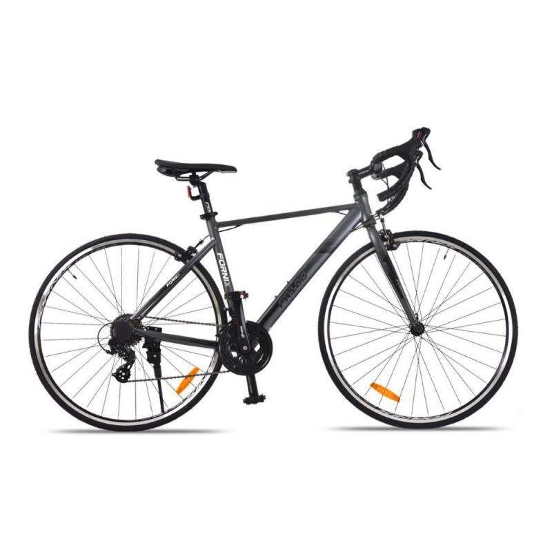 Phân phối Xe đạp đường trường đua FR100 màu bạc đẳng cấp
