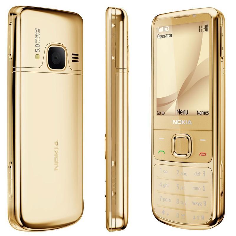 Nokia 6700 Classic Gold kèm pin sạc