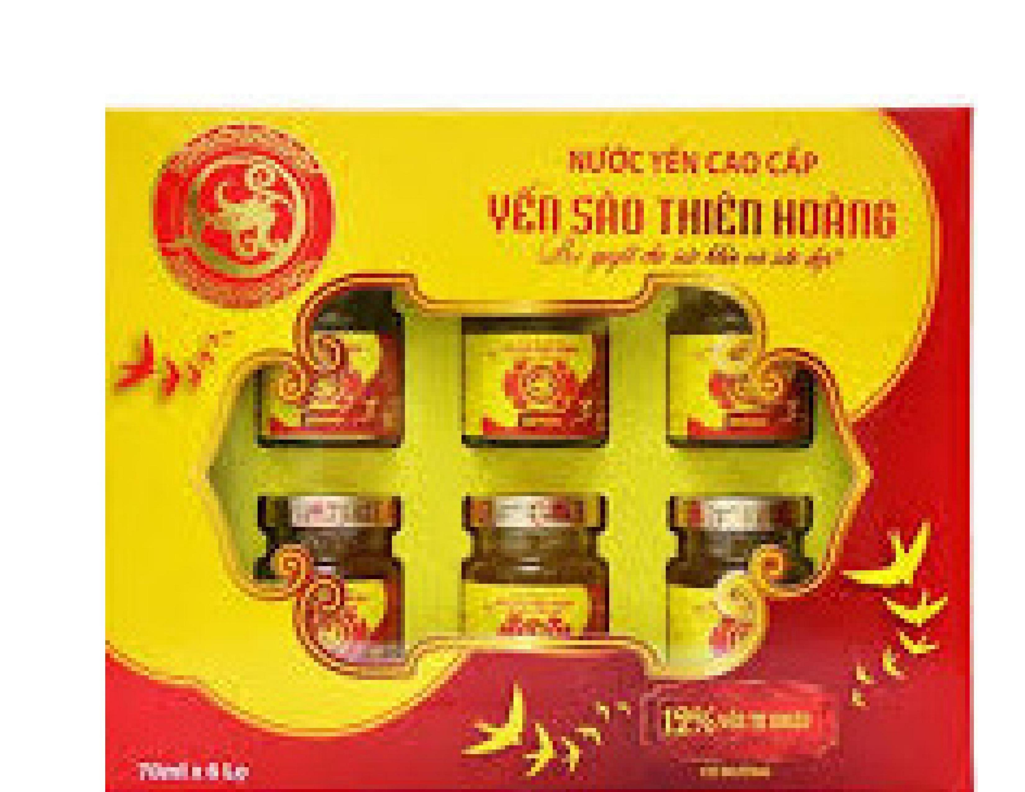 Giá Quá Tốt Để Có Nước Yến Thiên Hoàng Hộp 6 Lo - Yến Thiên Hoàng