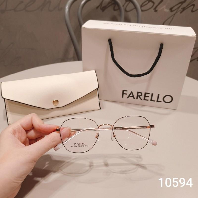 Giá bán Gọng kính cận thời trang  Gọng cận kim loại 10594