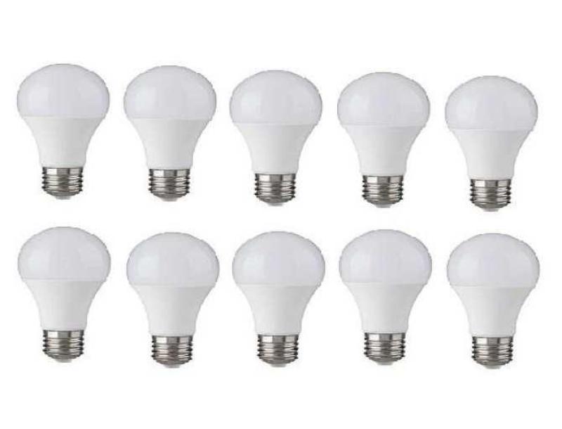 Bộ 10 bóng đèn Led Bulb Trụ 12W (Ánh sáng trắng)