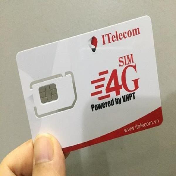 Thánh Sim 4G Itelecom siêu data tặng 90gb/tháng từ MẶT TRỜI MỌC STORE