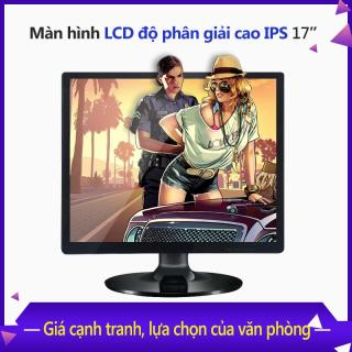 Màn hình máy tính LCD 17 inch, 19 inch máy tính để bàn màn hình HD chơi game xem phim thumbnail