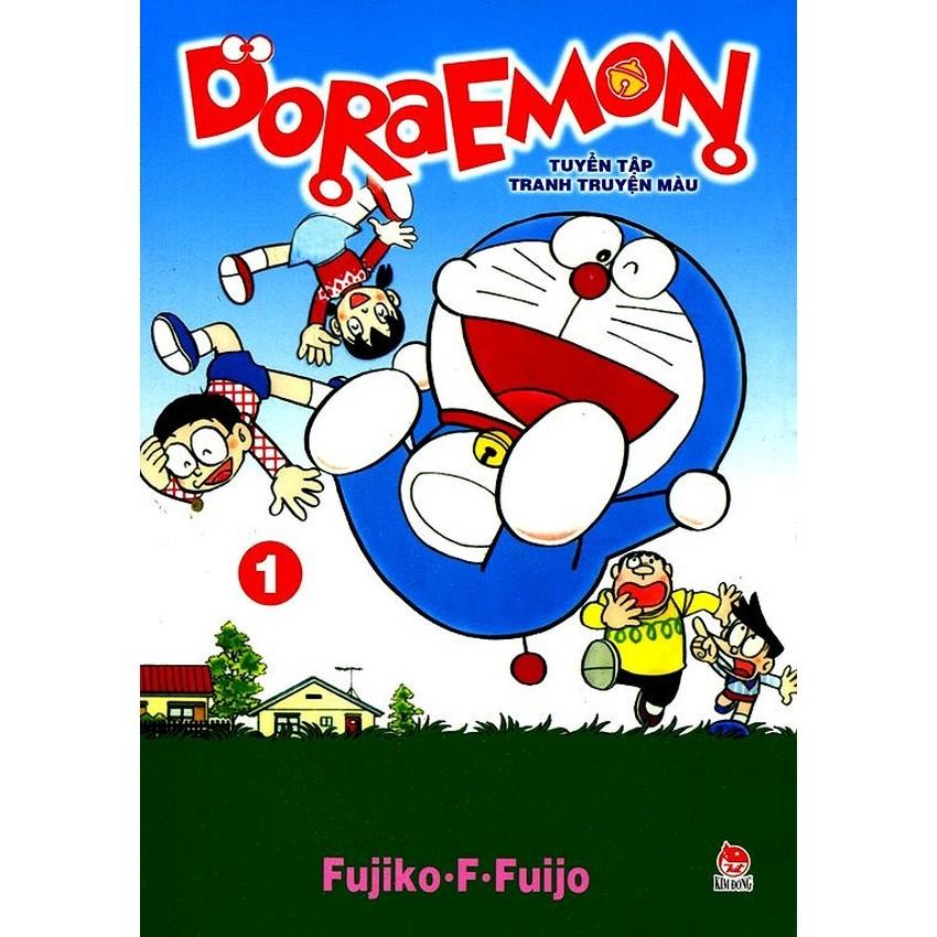 Mua Doraemon - Tuyển Tập Tranh Truyện Màu (Tập 1)