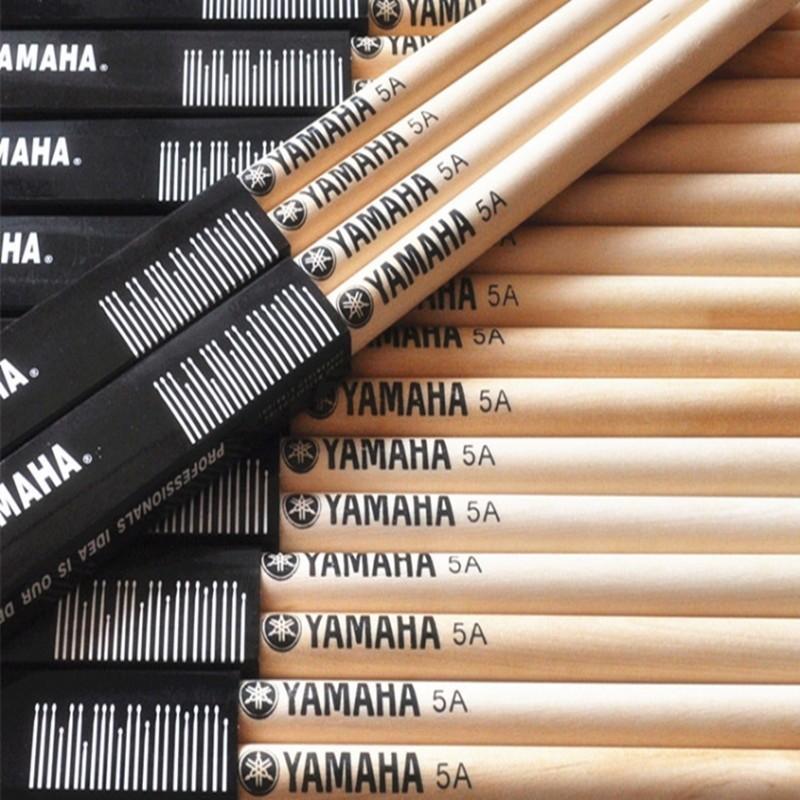 1 pair Drumsticks 5A Drum Stick Set Maple 5A Stick For Drum Musical Instruments Accessories - intl