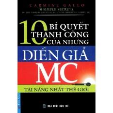 Mua 10 Bí Quyết Thành Công Của Những Diễn Giả Mc