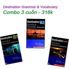 Mua Destination Grammar & Vocabulary (Combo 3 cuốn) - 316k