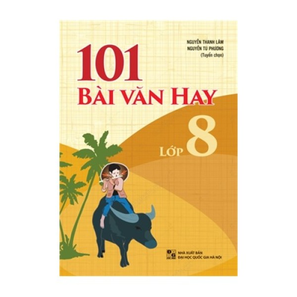 Mua Sách: 101 Bài Văn Hay Lớp 8
