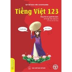 Mua 베트남어 123 Giao Trinh Tiếng Việt Danh Cho Người Han Quốc Trong Hà Nội