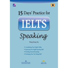 Mua 15 Days practice for IELTS Speaking (kèm CD)
