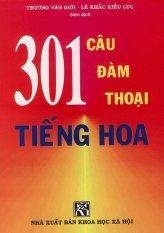 Deal Ưu Đãi 301 Câu đàm Thoại Tiếng Hoa Tập 1 (khổ Nhỏ)