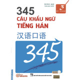 Mua 345 Cau Khẩu Ngữ Tiếng Han Tập 3 Kem Cd Trực Tuyến