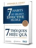 Bán 7 Thoi Quen Hiệu Quả Bia Cứng Stephen R Covey Hà Nội