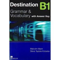 Ưu Đãi Giá cho 90_Destination B1 - Grammar & Vocabulary