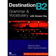 Mua 96_Destination B2 - Grammar & Vocabulary