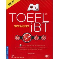 Mua A1 TOEFL iBT Speaking (kèm CD)