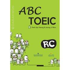 Mua ABC TOEIC RC