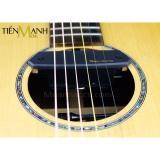 Chiết Khấu Acoustic Guitar Pickup Skysonic T 902 Bộ Thu Am Đan Guitar Co Mic Thu Go Thung Có Thương Hiệu