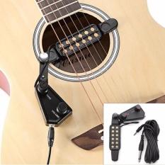 Acoustic Guitar Pickup Nâng Cấp Loa Không EQ Dân Gian Guitar Pickup Nhạc Cụ-intl Giảm Cực Khủng