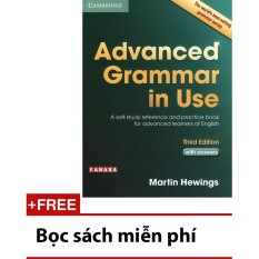 Mua Advanced Grammar in use - Third edition