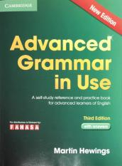 Mua Advanced Grammar In Use - Third Edition With Answers