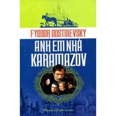 Anh Em Nhà Karamazov Cùng Khuyến Mại Sốc