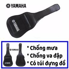 Bao Đan Ghi Ta 3 Lớp Logo Yamaha Đen Yamaha Rẻ Trong Việt Nam